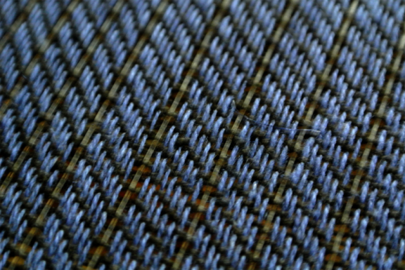 Even closer close-up of the fibers